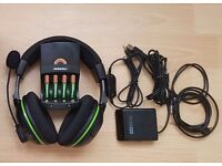 *BOXED* Xbox One/Xbox 360/PS4 Turtle Beach x32 Wireless Headset