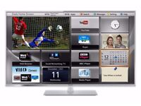 Panasonic Viera 42 Smart Viera, Wi-Fi Built in 3D LED with Freeview HD, , Full HD 1080P