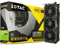 Zotac NVIDIA GeForce GTX 1080 8GB AMP Extreme Edition