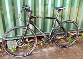 Cannondale CX4 Quick Hybrid cycle bike