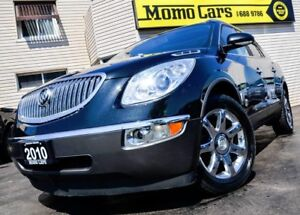 2010 Buick Enclave CXL! AWD+Rear Cam+Leather! ONLY $206/bi-weekl