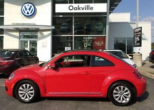 2013 Volkswagen Beetle COMFORTLINE/SUNROOF/1 OWNER!