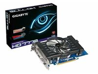 **** Gigabyte Radeon HD 7770 - RRP £129 ****