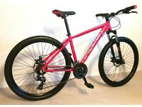 Like new Raleight Helion 3.0 mountain bike - 17 frame - 27.5 wheels