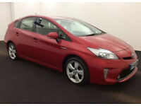TOYOTA PRIUS 2012 62 PLATE UK CAR 1 OWNER WARRANTEED MILEAGE FULL TOYOTA HISTORY HPI CLEAR