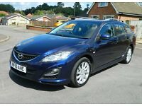 High Spec 2010 Mazda 6 2.2D TS2 Estate P/X, Finance & Credit Cards Welcome