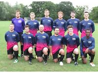 NEW TO LONDON? PLAYERS WANTED FOR FOOTBALL TEAM. FIND A SOCCER TEAM IN LONDON. PLAY IN LONDON 5GR
