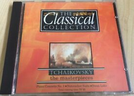 CD Classical Collection Orbis Publishing Ltd Comprising 70 of the first 80 of the collection