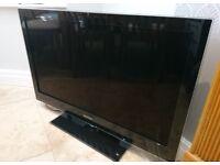 Samsung TV 40 inch & Blue Ray Player Full HD 1080p
