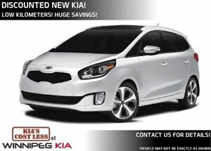 2016 Kia Rondo EX 5-Seater *Demo Clear Out Special!*
