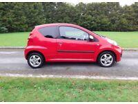 Peugeot, 107, Hatchback, 2011, Manual, 998 (cc), 3 doors