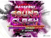 Bassfest ticket