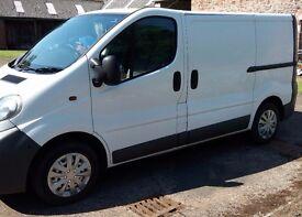 Vauxhall Vivaro 1.9CDTi