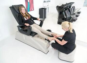 Spa Massagestoel, pedicurestoel, pedicure stoel, Footspa