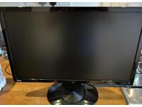 "BenQ 22"" 1080p monitor"
