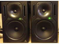 Behringer Truth B2031A High-Resolution, Active 2-Way Reference Studio Monitors