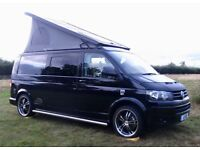 VW T5 Hillside Cromford Campervan