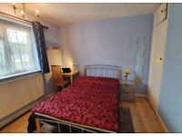 Fantastic double room including bills for single occupancy only