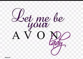 I am an avon rep selling products