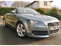 Audi TT Quattro 2.0tdi convertible in EXCELLENT CONDITION