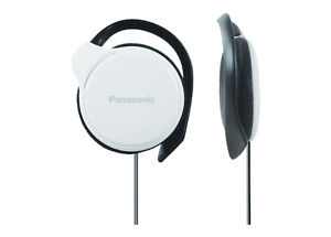 Panasonic RP-HS46 Ear-Hook Headphones - White