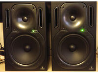 Behringer Truth B2031A High-Resolution, Active 2-Way Reference Studio Monitors (Pair)
