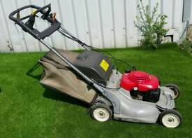 Honda HRB535 1996 lawnmower