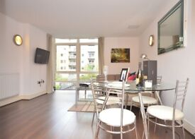 *1 Bed flat in Canary Wharf*