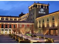 You Choose Any Hilton Hotel - 1 Night Stay, Friday, Saturday or Sunday - GLOBAL/London/New York