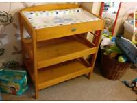 Baby Changing Table - Great Condition