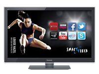 Panasonic TX-L32ET5 32 Inch 3D Smart LED TV Freeview HD,Wifi,DNLA,300Hz,Full HD