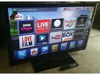 """42"""" Full HD LED Smart TV with 500Hz (MCI) & freeview HD 42LV550T"""