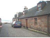 FORMER FISHERMAN'S COTTAGE TO RENT - LOTS OF CHARACTER - BLACK ISLE EASY COMMUTE TO INVERNESS