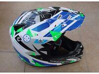 new bike helmet unused in box medium