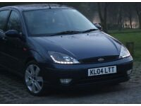Devil Eyes DRL LED Headlights Ford Focus mk1