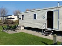 3 Bed Caravan available for rent / hire at Craig Tara - Frid 5th Aug