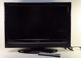 """Hitachi 28"""" LCD TV Freeview Television 0301759"""