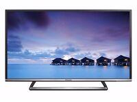 Panasonic TX-40CS520B 40 inch Full HD Smart 1080p LED TV with Freetime - Black [Energy Class A+]
