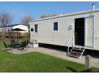 Frid 14th for 3 or 7 nights, 3 bed caravan for rent / hire at Craig Tara (2)