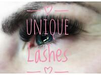 Professional Eyelash Extensions Unique Lashes - Przedluzanie i stylizacja rzes Bradford Leeds