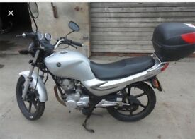 Sym 125 xs up for sale