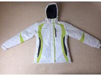Mountain Warehouse woman's ski jacket - white