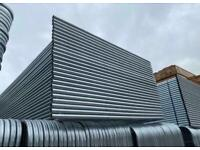 New Site Security Heras Fencing Panels
