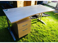 MATCHING HOME STUDY OFFICE COMPUTER WORKSTATION • DESK • CAROUSEL • TALLBOY FILING CABINET •FROM£45
