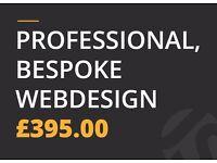 Professional, Bespoke Graphic & Website Design | Starting at £395.00