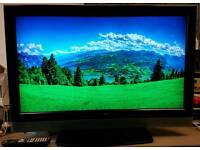 "Hitachi 37"" LCD TV 1080p Freeview"