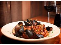 Italian Chef in Camden