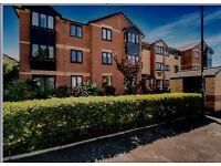 1 bedroom flat in over 55's block in Regents Park Road, Shirley