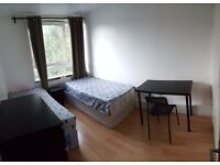double room, mile end, bow church, westferry