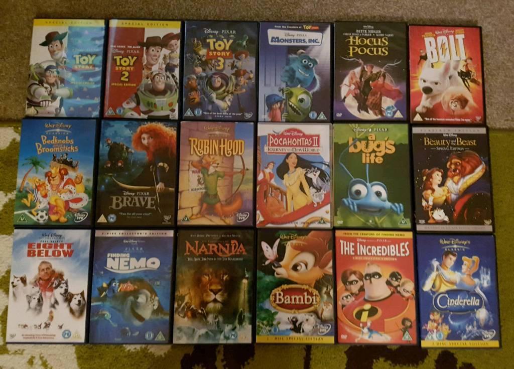 Disney DVD Bundle   in Stanley, County Durham   Gumtree